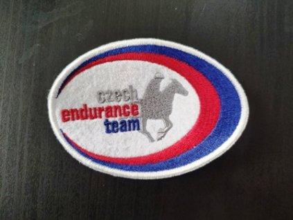 Polo triko dámské (Czech endurance team)